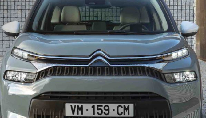 C3 Aircross exterior front